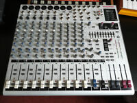 Phonic Helix 18 MK11 FireWire Multichannel 14 Channel Mixer / Soundcard