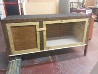 Rabbit hutch brand new and unused 4ft