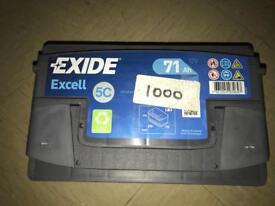 Car Battery Exide