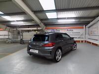 Volkswagen Scirocco R LINE TDI BLUEMOTION TECHNOLOGY DSG (grey) 2017-01-31