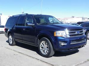2015 Ford Expedition Max Limited MAX ECO-BOOST  GPS B.CAMERA LOA