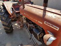 Massey ferguson 35x multi power