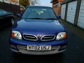 NISSAN MICRA 1.0 FULL SERVICE HISTORY 11 MONTHS MOT WITH NO ADVISORIES