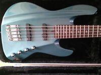 Lodestone Primal Pro Bass Guitar