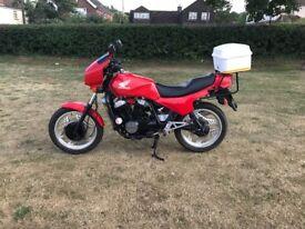 Honda vt500ed rare bike
