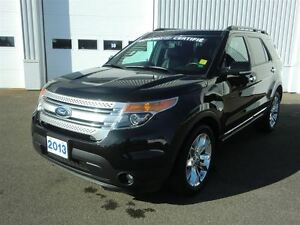 2014 Ford Explorer XLT-LTHR-MOON-NAV