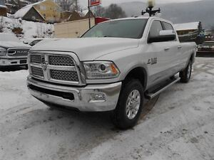 2015 Ram 3500 Laramie,6.7L diesel, sunroof, leather