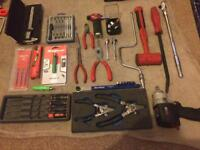 Snap on, mac tools, blue point items £25 each