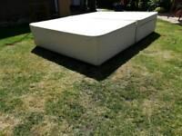 King-size mattress base unit