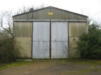 Barn Space to let for storage - ideal for classic car collection