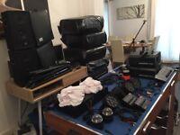 Full dj setup for beginners or pros
