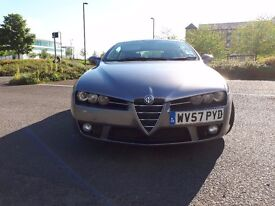 Alfa Romeo Brera 2.4jtdm'LOW MILEAGE' 210BHP!
