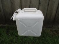 Large Water Container