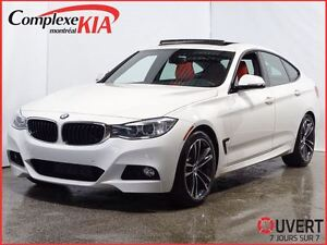 2014 BMW 335i xDrive GT / M Package / Navigation / Toit Pano.