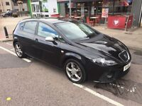 Seat Leon fr 2.0tdi 170bhp mapped to 210