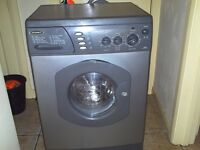 hotpoint washer dryer wd64 in silver