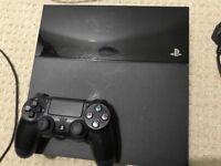 Used PlayStation 4 500GB Console (Original, Jet Black)