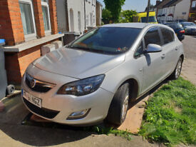 2011 Vauxhall Astra Diesel, Automatic - Excellent Condition