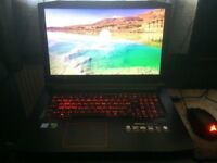 Acer Predator Helios PH317-51 Gaming laptop