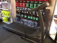 Horizon Elite 507 Folding Treadmill Orthopaedic Heavy Duty Running Ex Display Model