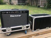 Blackstar Series One 45, 2x12 Valve Amplifier including flightcase