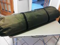 2 man fishing bivvy....plus winter wrap plus 2 sleeping bags