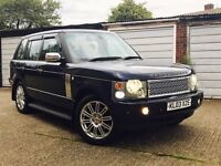 RANGE ROVER VOGUE 3.0 d NEW SHAPE. DRIVES LIKE NEW ,OPPORTUNITY