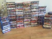 DVD & blu ray collection + box sets