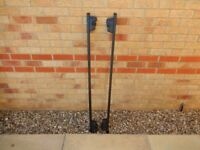 Original Fo Mo Co Part Ford Galaxy / VW Sharan / Seat Alhambra Lockable Roof Bars