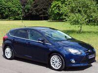 2012 (62) Ford Focus 1.0 SCTi EcoBoost Zetec 5dr - ONLY 36,000 MILES