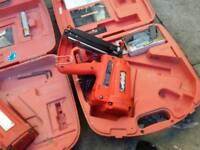 Paslode 1st and 2nd fix nail guns