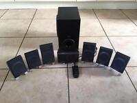 7.1 Surround speaker package