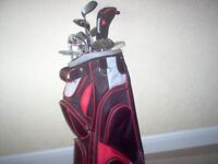 Golf Clubs/Putters x 12