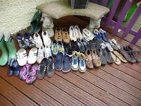 Joblot of 25 Shoes