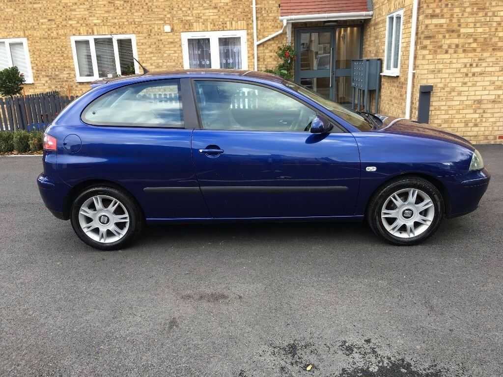 seat ibiza 2002 petrol 1 4 manual excellent condition in enfield london gumtree. Black Bedroom Furniture Sets. Home Design Ideas