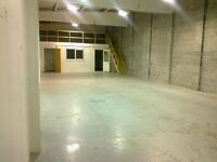 Warehouse to Rent, Ashton, Bristol (South Liberty Lane) Great location.