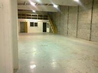 Warehouse to Rent, Ashton, Bristol (South Liberty Lane) Great location.