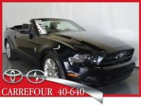 2013 Ford Mustang V6 Pony Package Cuir+Mags 18 po. Automatique
