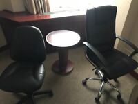 CLEARANCE Office CHAIRS and TABLES