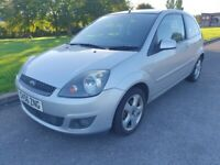 Ford, FIESTA, Hatchback, 2006, Manual, 1242 (cc), 3 doors