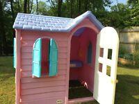 Little Tikes Pink Playhouse