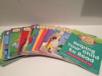 Phonics books set: Read with Biff, Chip and Kipper (24 piece book set)