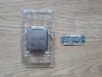 AMD Ryzen 9 3900X 12-Core 3.8GHz - 4.6GHz Processor with Thermal Paste
