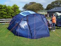 Vango Yukon 400 - 4 berth tent