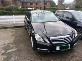 Mercedes Benz e class250 blueefficiency