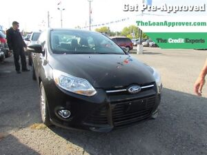 2012 Ford Focus SEL | NAV | HEATED SEATS