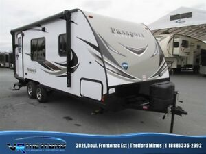 2018 Keystone RV PASSPORT 195RB