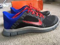 New Nike Free Trainers 4.0 V3 U.K. 9
