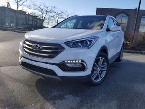 2017 Hyundai Santa Fe Sport Limited 2.0T