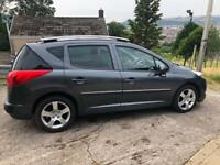 Peugeot 207 SW 1.6 VTI Allure (2013) Petrol automatic 5dr estate